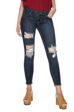 Shoptiques Product: Fray Hem Skinny