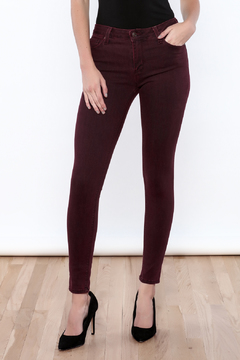 Shoptiques Product: Over Dye Skinny Jeans