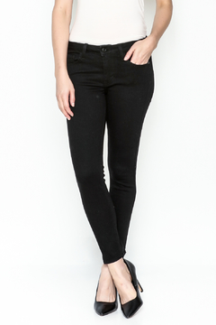 just black Side Panel Skinny Jean - Product List Image