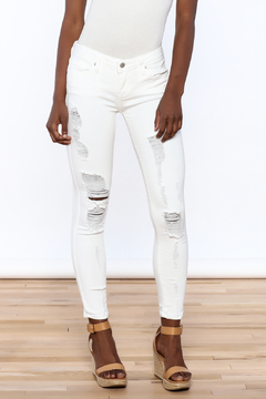 Shoptiques Product: Skinny Destroyed Jean