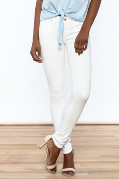 Shoptiques Product: Skinny White Jegging