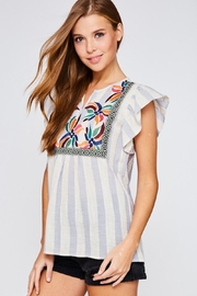 LLove USA Just Darling Embroidery - Side cropped