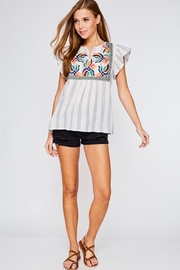 LLove USA Just Darling Embroidery - Back cropped