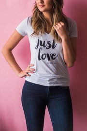 J.Ella Just Love Tee - Product Mini Image