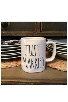 Rae Dunn Just Married Mug - Alternate List Image