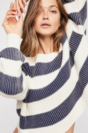 Free People Just My Stripe - Front cropped