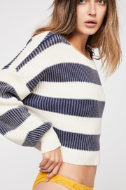 Free People Just My Stripe - Front full body