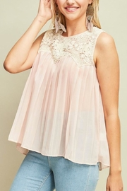 Entro Just Peachy - Front cropped