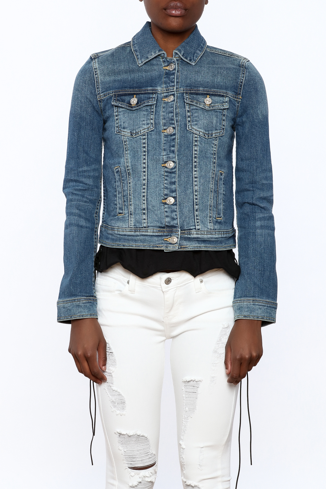 You searched for: usa denim jacket! Etsy is the home to thousands of handmade, vintage, and one-of-a-kind products and gifts related to your search. No matter what you're looking for or where you are in the world, our global marketplace of sellers can help you find unique and affordable options.