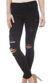 Just USA Destroyed Ripped Skinny Jean - Other