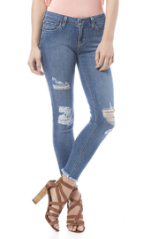 Just USA Fringe Bottom Skinny - Product Mini Image