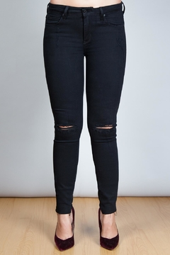 just black Black Jeans - Product List Image
