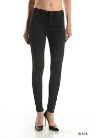 just black Black Skinny Denim - Product Mini Image