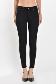 just black High Rise Ankle Skinny - Product Mini Image