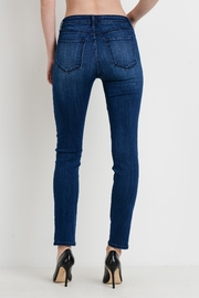 just black High Rise Skinny - Product Mini Image