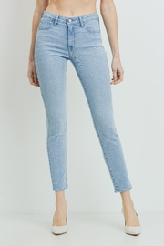 just black Skinny Jeans, Light-Denim - Product Mini Image
