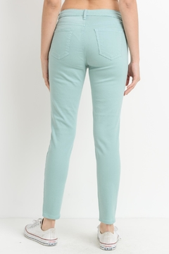 just black Spearmint Skinny Jean - Alternate List Image