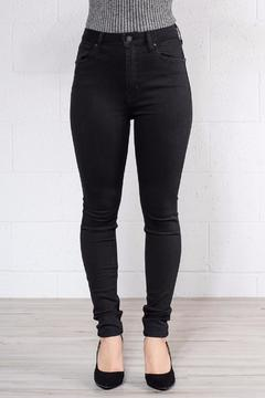 Shoptiques Product: Highrise Ankle Jegging