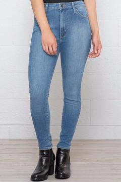 Shoptiques Product: Highrise Ankle Skinnies