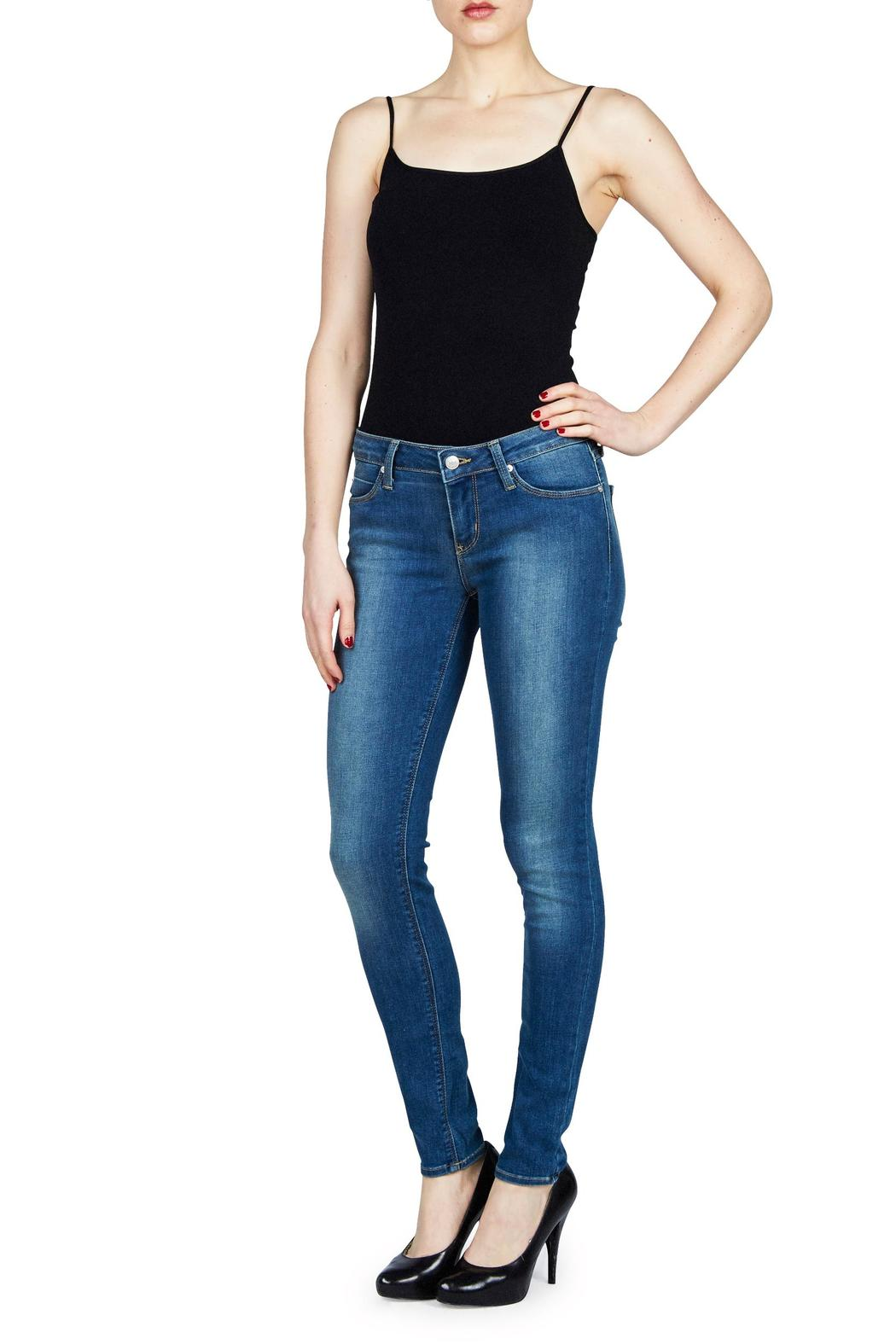 Just Black Denim Super Soft Skinny - Main Image