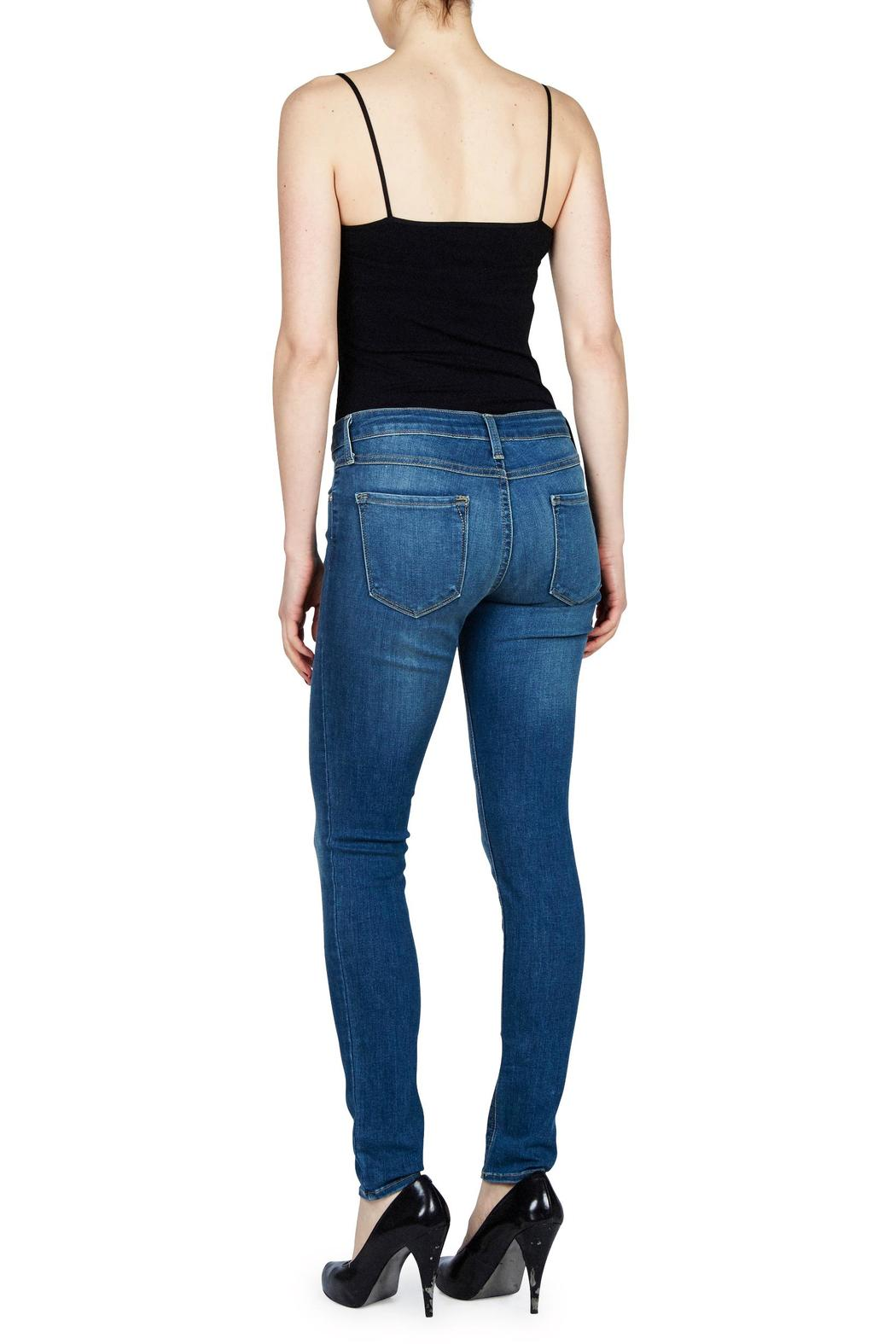 Just Black Denim Super Soft Skinny - Front Full Image