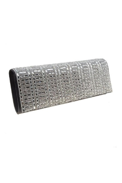 Shoptiques Product: Sparkling Crystal Clutch