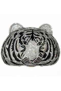 Shoptiques Product: Tiger Evening Clutch
