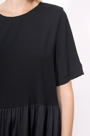 Just Female Boxy Dress - Back cropped
