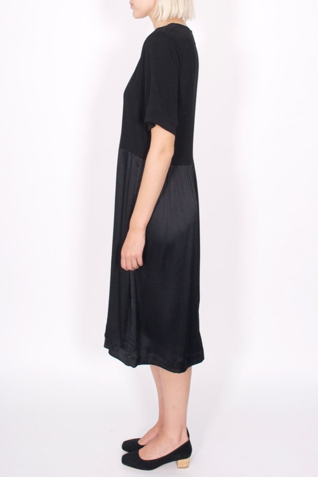 Just Female Boxy Dress - Front Full Image