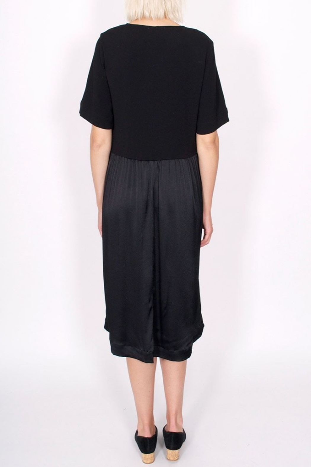 Just Female Boxy Dress - Side Cropped Image