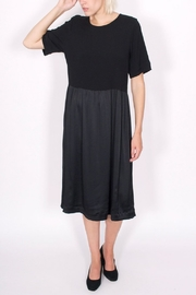 Just Female Boxy Dress - Front cropped