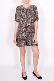 Just Female Gobi Playsuit - Front cropped