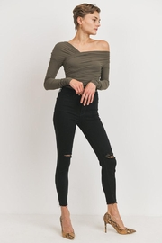Just Panmaco Inc. The Femme Skinny - Front full body