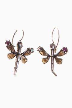 Just Tantau Dragonfly Earrings - Product List Image