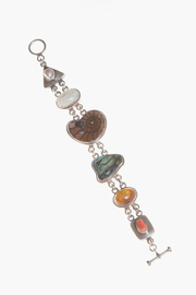 Just Tantau Mixed Stones Bracelet - Product Mini Image