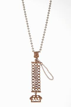 Shoptiques Product: Victorian Watchfob Necklace