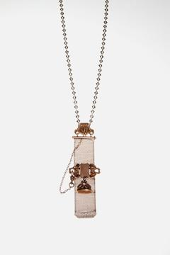 Just Tantau Victorian Watchfob Necklace - Product List Image