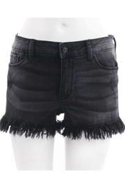 Just USA Frayed Hem Short - Product Mini Image