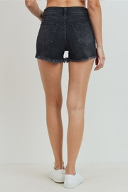 Just USA High-Rise Denim Shorts - Side cropped