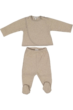 Shoptiques Product: Beige 2pc Set