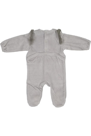 Juste Clé Grey Stretchy - Front full body