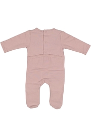 Juste Clé Pink Stretchy - Front full body