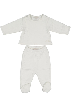 Shoptiques Product: White 2pc Set