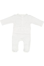 Juste Clé White Stretchy - Front full body