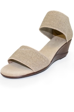 CHARLESTON Justice Wedge Sandal - Alternate List Image
