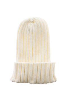 Shoptiques Product: Ribbed Beanie