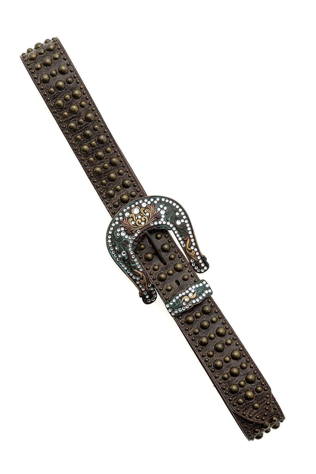 Justin Boots for Leegin Annies Attitude Belt - Front Cropped Image