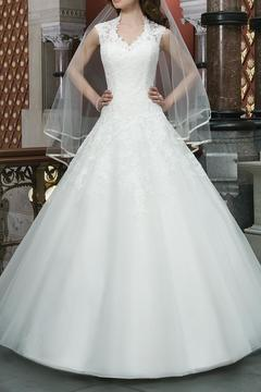Shoptiques Product: Sleeveless Bridal Gown