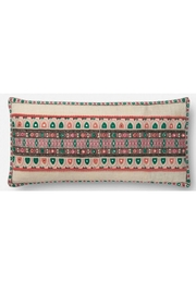 Loloi Justina Rectangle Pillow - Product Mini Image