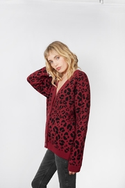 Anine Bing Justine Cardigan - Front full body